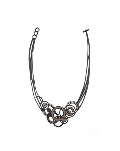 Collar Saturne Necklace