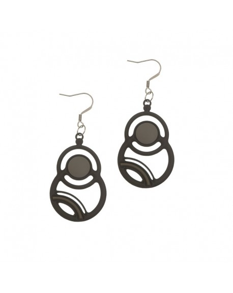 Aros Saturne Earrings